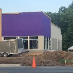 Taco Bell Progress Being Made