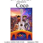 Movies In The Park – Coco