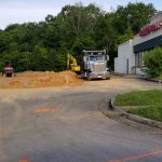Former Huddle House Property Has Progress Happening